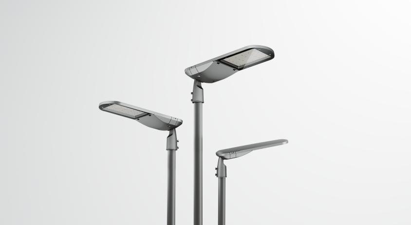 Уличный светодиодный светильник URBAN M